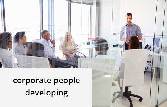 the yellow couch - corporate people developing